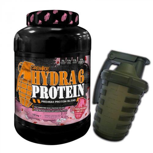 Grenade Hydra 6 jahoda 1,8 kg