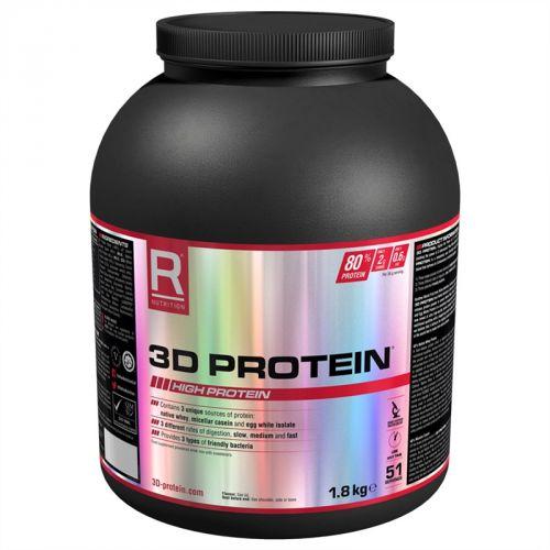 Reflex 3D Protein vanilka 1,8 kg