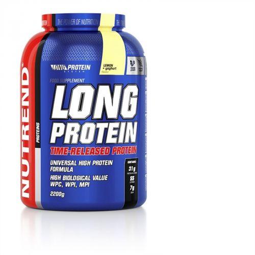 Nutrend Long Protein citron-jogurt 2,2 kg
