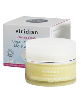 Viridian Calming Moisture Balm Organic 50 ml