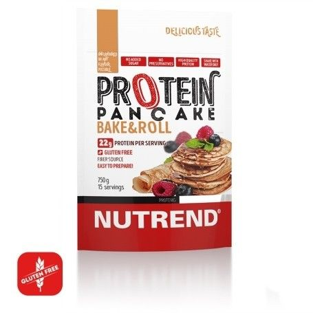Nutrend Protein Pancake natural 750 g