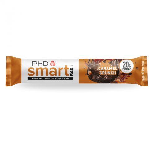 PhD Nutrition Smart Bar caramel crunch 64 g