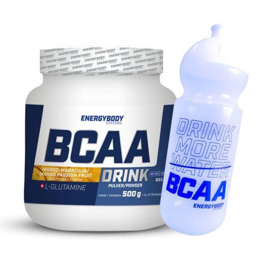 Energy Body BCAA Drink mango 500 g