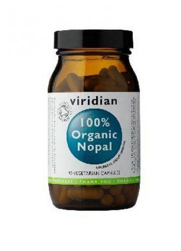 Viridian Nopal Organic 90 kapslí