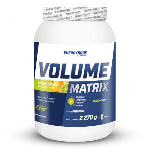 Energy Body Volume Matrix pomeranč-citron 2,27 kg