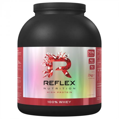 Reflex 100% Whey Protein vanilka 2 kg
