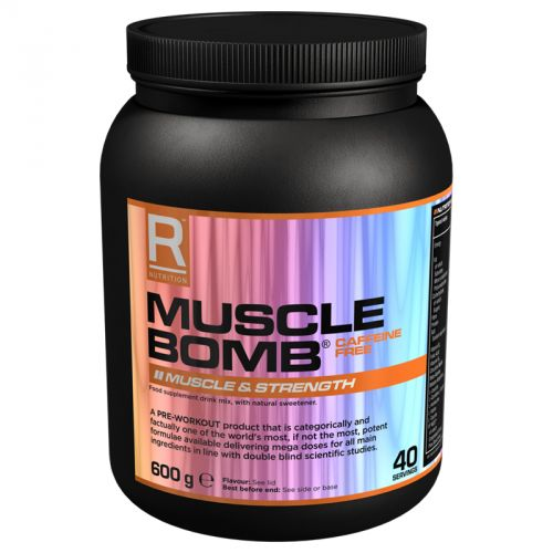 Reflex Muscle Bomb Caffeine Free cherry 600 g