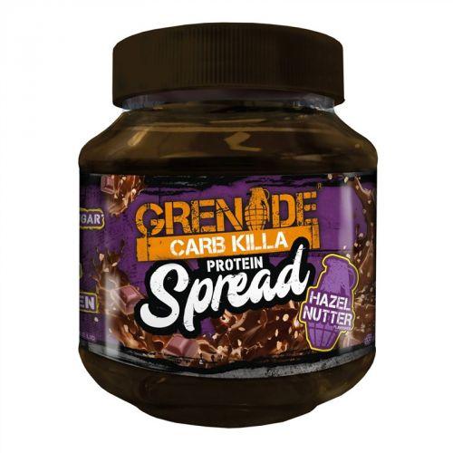 Grenade Carb Killa Spread lískový oříšek 360 g