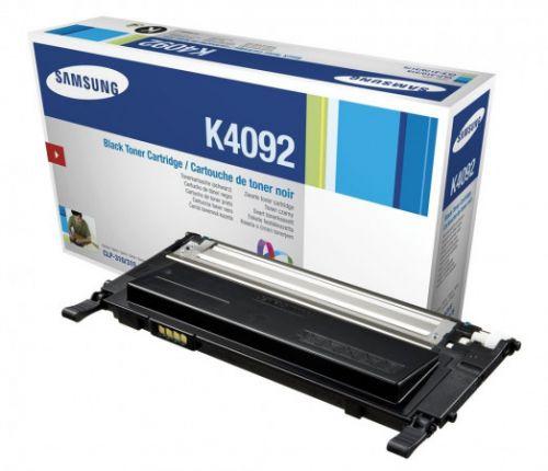 SAMSUNG CLT-K4092S černá