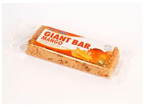 Ma Baker Tyčinka ovesná Giant bar Obří Mangová 90 g