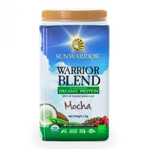 Sunwarrior Protein Blend BIO moka 1 kg