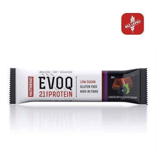 Nutrend EVOQ čokoláda a černý rybíz 60 g