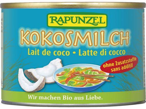 RAPUNZEL Bio kokosové mléko 200 ml cena od 39 Kč