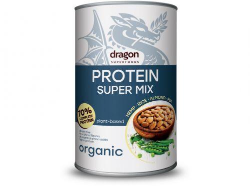Dragon superfoods Bio proteinový koktejl super proteinová směs 500 g
