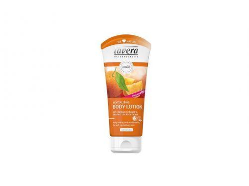Bio Lavera Tělové mléko bio pomeranč, bio rakytník 200 ml