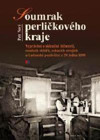 Petr Nový: Soumrak perličkového kraje cena od 0 Kč
