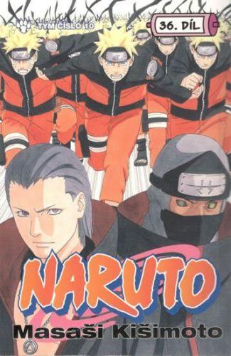 Masashi Kishimoto: Naruto: Tým číslo 10 cena od 141 Kč