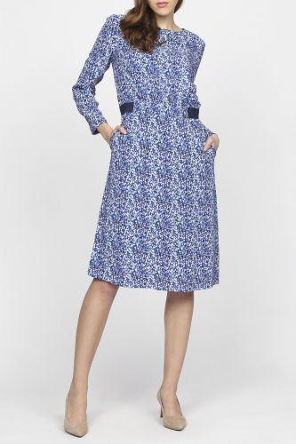 GANT G2. PRINTED ARGYLE šaty
