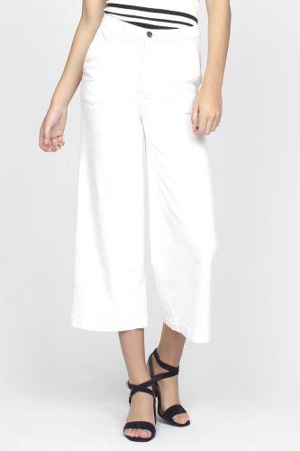 GANT O1. CULOTTE JEANS kalhoty