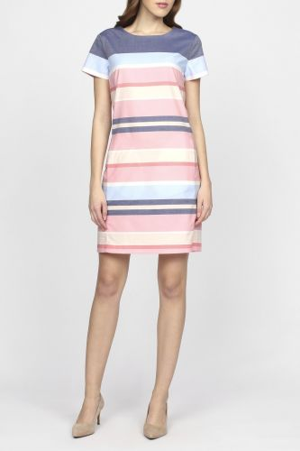 GANT O2. STRIPE šaty