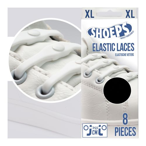 SHOEPS XL Silikon tkaničky