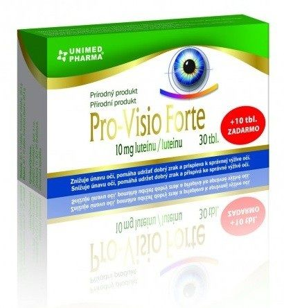 Pro-Visio Forte 30 tablet