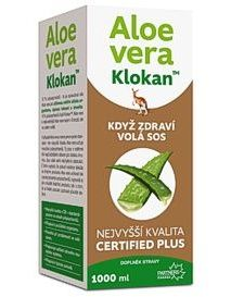 Barny´s Klokan Aloe vera 1000 ml