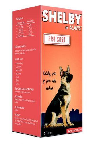 Alavis Shelby Pro srst 200 ml