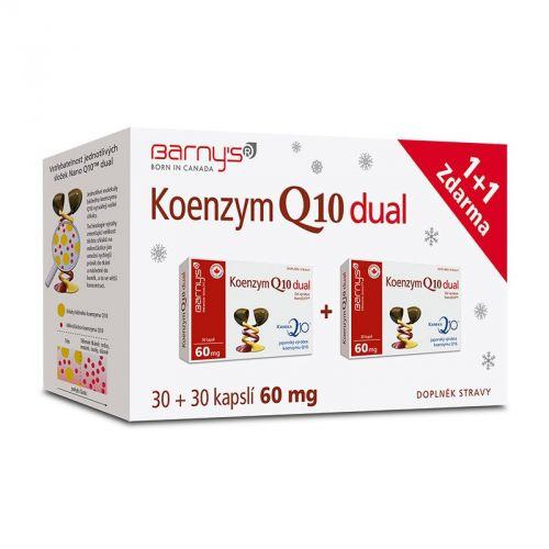 Koenzym Q10 Dual 60 mg 30 kapslí