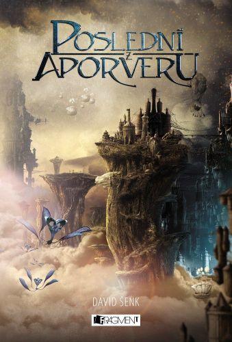 David Šenk: Poslední z Aporveru cena od 147 Kč
