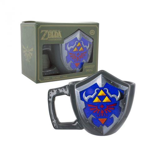 Abysse Corp Zelda hrnek ve tvaru štítu 500 ml