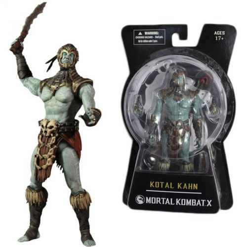 Mezco Mortal Kombat X Kotal Kahn 15 cm