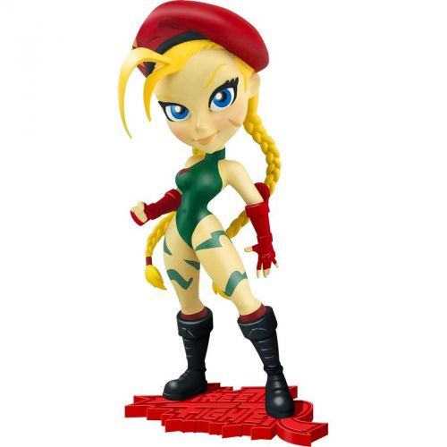 Cryptozoic Entertainment Street Fighter Knockouts Cammy 18 cm