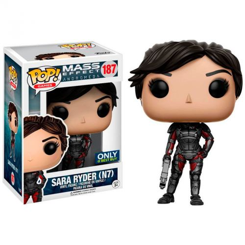 Funko POP! Mass Effect Andromeda Sarah Ryder Limited