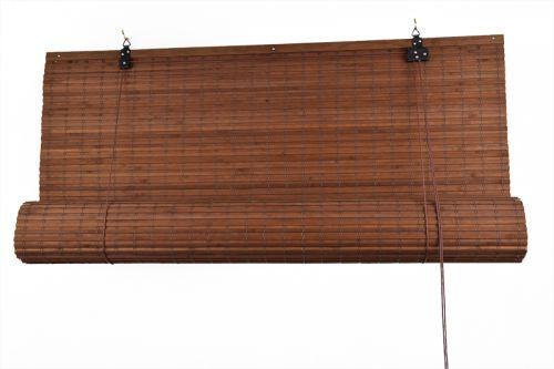 Twigo Zatemňovací bambusová roleta