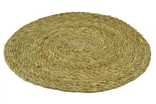 Twigo Kulatý koberec z mořské trávy