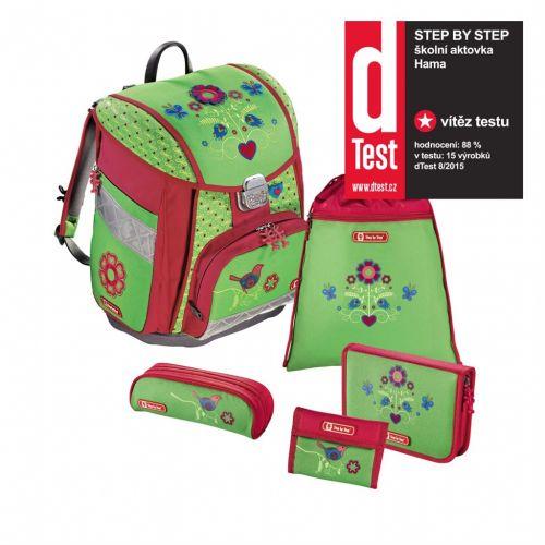 Nejlepší Školní batohy a tašky STEP BY STEP  59202dc629
