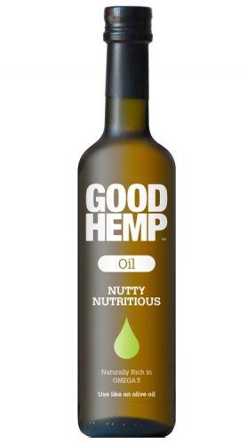Good Hemp Konopný olej 250 ml