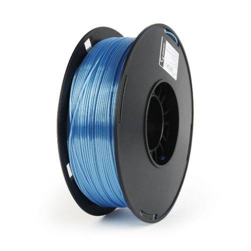 Gembird POLYMER GLOSSY Silk Blue 1,75 mm 1 kg
