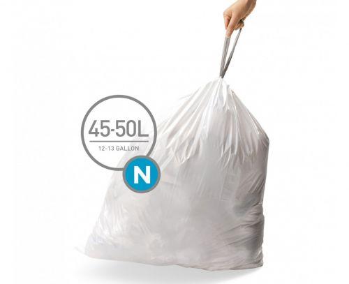 Simplehuman Sáčky do koše typ N 45-50 L