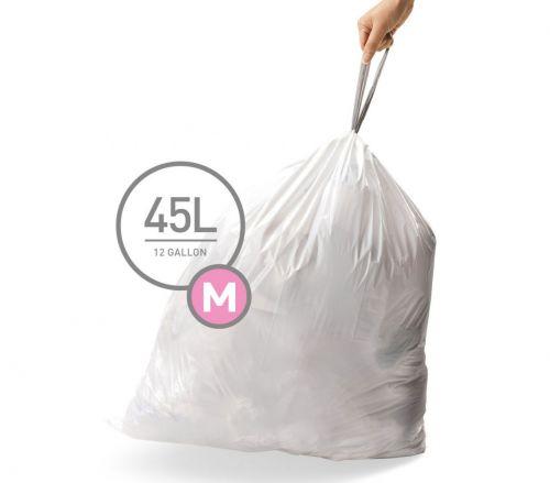 Simplehuman Sáčky do koše typ M 45 l