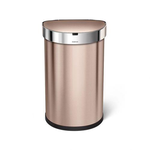 Simplehuman Bezdotykový odpadkový koš 45 l