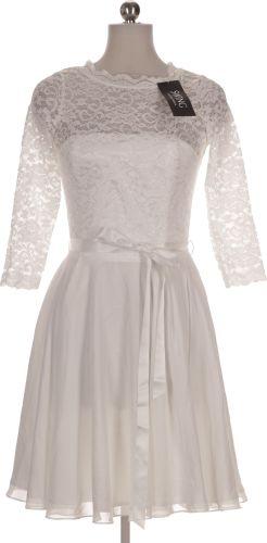 Swing Krátké Svatební Šaty