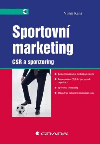 Vilém Kunz: Sportovní marketing cena od 229 Kč