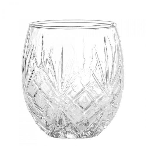 Bloomingville Clear Glass Sklenička