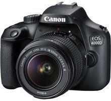 Canon EOS 4000D cena od 6920 Kč