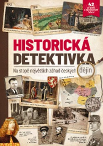 Historická detektivka cena od 208 Kč