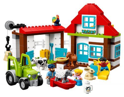 LEGO Dobrodružství Na Farmě
