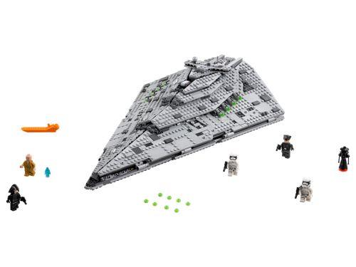 LEGO Hvězdný destruktor Prvního řádu