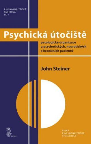 John Steiner: Psychická útočiště cena od 155 Kč